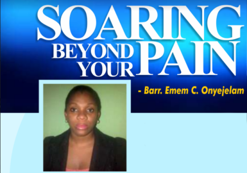 SOARING BEYOND YOUR PAIN
